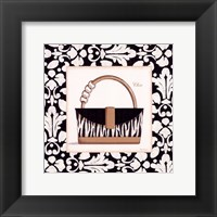 Chic Purse Framed Print