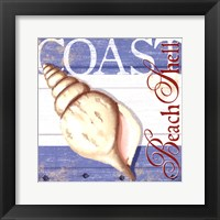 Coast Framed Print