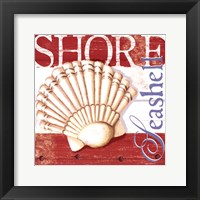 Shore Framed Print