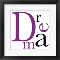 Dream 4 Framed Print
