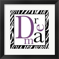 Dream 1 Framed Print