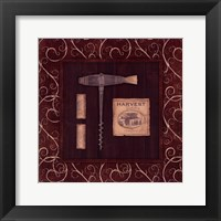 Corkscrew II Framed Print