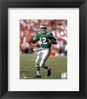 Framed Randall Cunningham Action