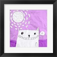 Framed Cat