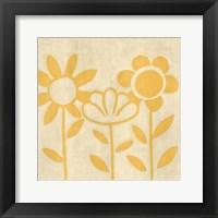 Framed Best Friends- Flowers