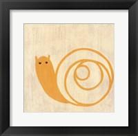 Framed Best Friends- Snail
