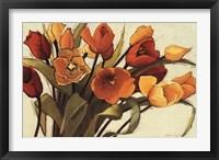 Framed Tulip Time