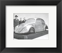 Framed Automotive KDF-Wagen