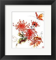 the Light Touch II Framed Print
