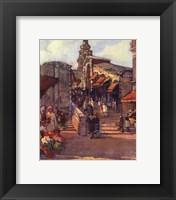 Framed Scenes in Italy V