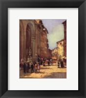 Framed Scenes in Italy VI