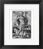 The Seven Planets - Aries Framed Print