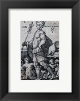 The Seven Planets - Gemini Framed Print