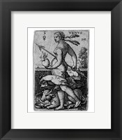 The Seven Planets - Taurus Framed Print