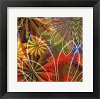 Fluoresce IV Framed Print