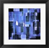 Modular Tiles III Framed Print