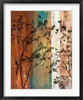 Spring Branch I Framed Print
