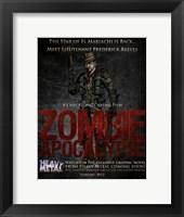 Framed Zombie Apocalypse