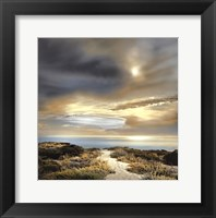 Sense of Direction Framed Print
