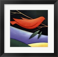 Bird II Framed Print