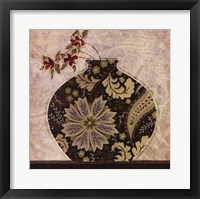 Floral Ornament I Framed Print