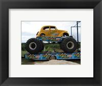 Framed Monster Truck Beetle