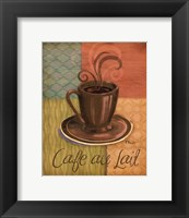 Quattro Coffee II-mini Framed Print