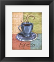 Quattro Coffee III-mini Framed Print