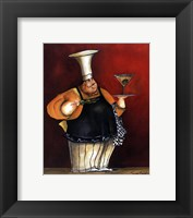 Martini For You - mini Framed Print
