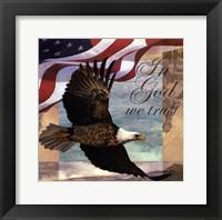 Freedom I Framed Print