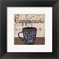 Framed Cappuccino - petite