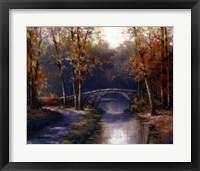 Framed Stone Bridge II