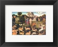 Framed Lucas Cranach