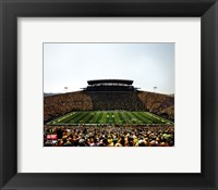 Framed Autzen Stadium University of Oregon Ducks 2011