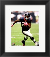 Framed Arian Foster 2011 Action