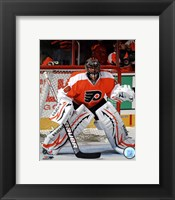 Framed Ilya Bryzgalov 2011-12 Action