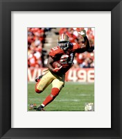 Framed Frank Gore 2011 Action