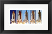 Framed Shuttle Profiles