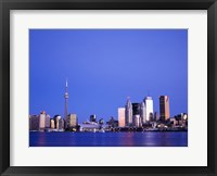 Framed Buildings on the waterfront, Toronto, Ontario, Canada