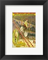 Framed Kilpatrick's Famous Ride
