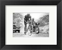 Federico Ezquerra  Tour de France 1934 Framed Print