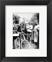 Framed First Tour de France 1903