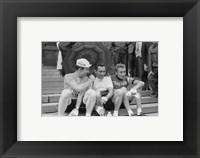 Tour de France 1963 Framed Print