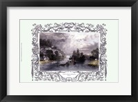 View Near Hurley Framed Print