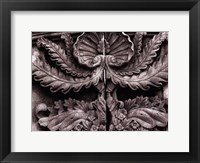 Framed Stone Carving VIII