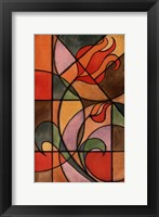 Craftsman Flower II Framed Print