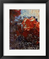 Tangled II Framed Print