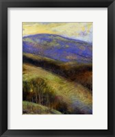 Mountain View III Framed Print