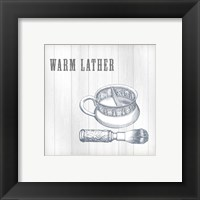 Framed Barber Shop Quartet I