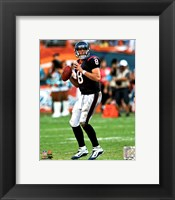 Framed Matt Schaub 2011 Action